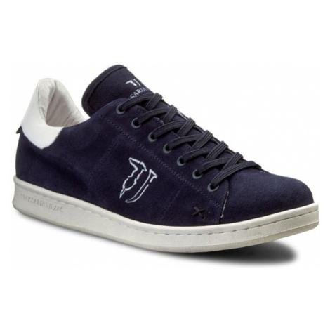 Sneakersy TRUSSARDI JEANS - 77S231 149 Granatowy