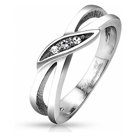 pierścionek Body Art R-M4518 - Stainless Steel