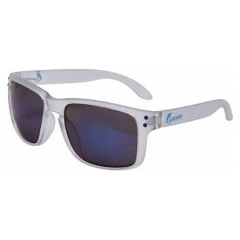 Laceto LT-T0521 ELI biały  - Okulary przeciwsłoneczne