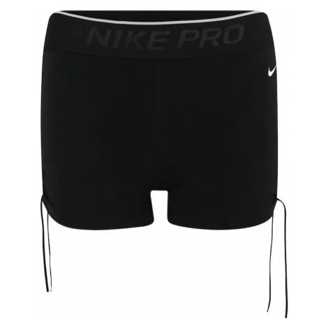 NIKE Spodnie sportowe 'W NP META 3INCH' czarny