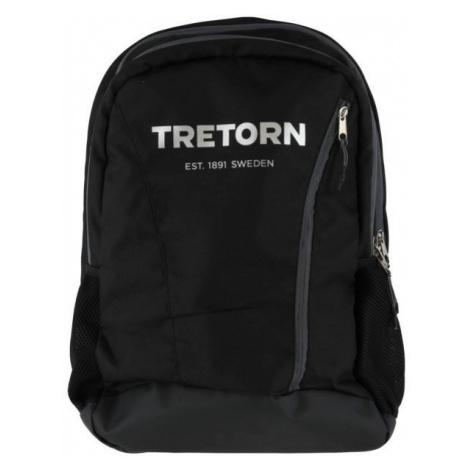 Tretorn JET BACKPACK czarny NS - Plecak tenisowy