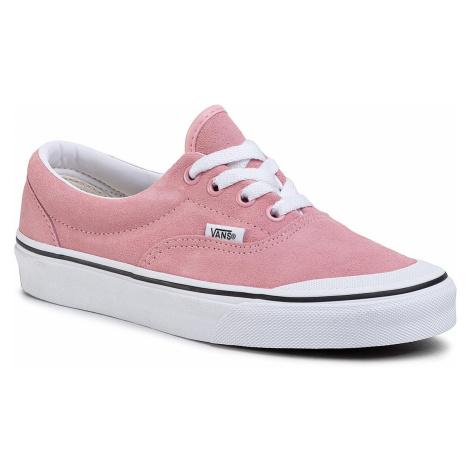 Tenisówki VANS - Era Tc VN0A4BTPXB01 (Suede)Pink Icing/Tr White