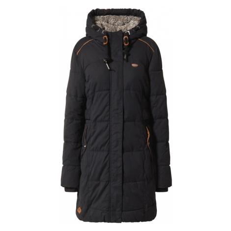 Ragwear Płaszcz zimowy 'Mershel' czarny