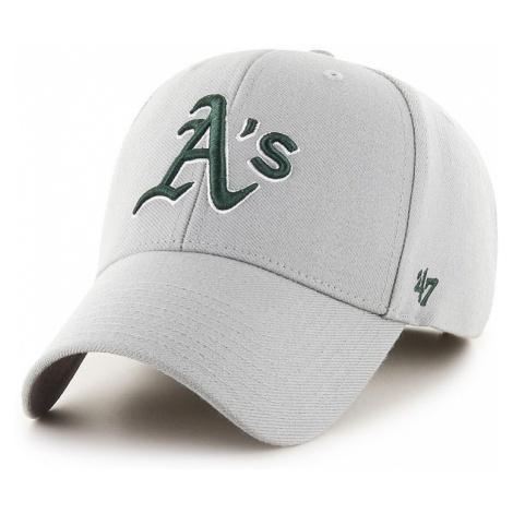 47brand - Czapka Oakland Athletics 47 Brand