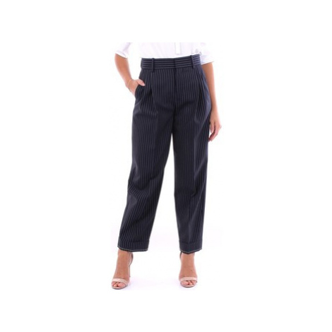 Spodnie z lejącego materiału Chloe CHC20UPA18063 Chloé