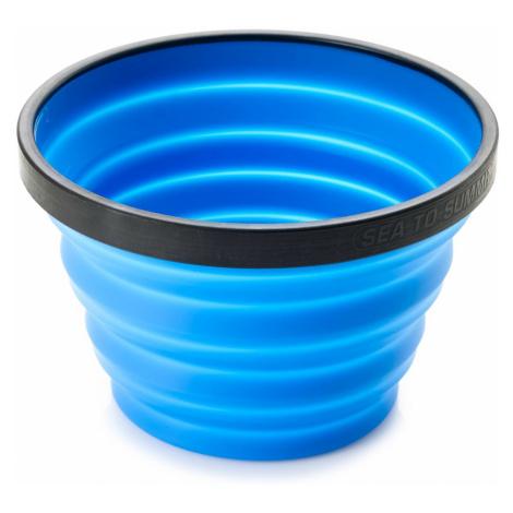 Niebieskie kuchenki, naboje i naczynia