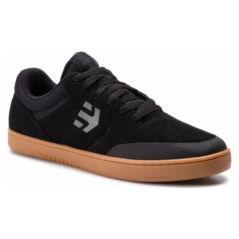 Sneakersy ETNIES - Marana 4101000403 Black/Dark Grey/Gum 566