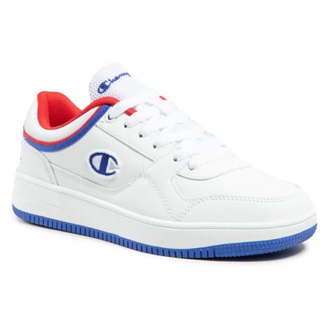 Champion Sneakersy Low Cut Shoe Rebound Low B Gs S31968-S21-WW001 Biały