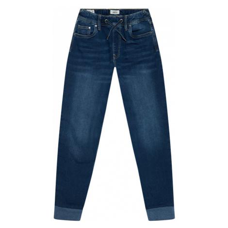 Pepe Jeans Jeansy Sprinter PB200568 Granatowy Regular Fit