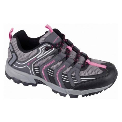 ALPINE PRO FARRA szary 38 - Niskie buty outdoor damskie