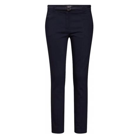 MORE & MORE Spodnie atramentowy