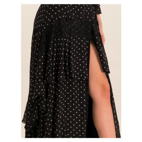 Pinko Sukienka wieczorowa Cheesecake PE 20 BLK01 1G14QW Y5YC Czarny Regular Fit