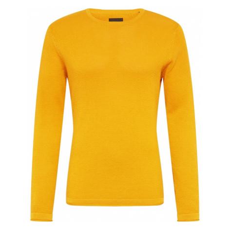 Only & Sons Sweter 'PANTER' złoty żółty