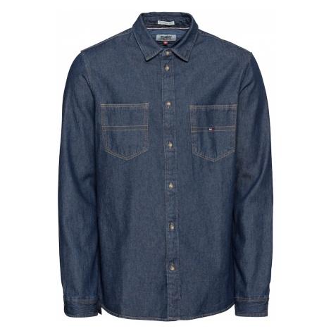 Tommy Jeans Koszula 'TJM DENIM POCKET SHIRT' niebieski denim Tommy Hilfiger