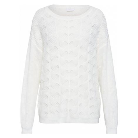 VILA Sweter 'Chloa' biały
