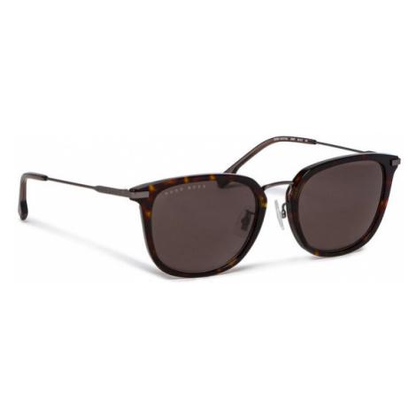 Boss Okulary przeciwsłoneczne 1287/F/SK Brązowy Hugo Boss
