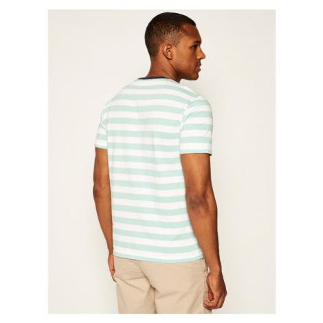 Polo Ralph Lauren T-Shirt Classics 710803479005 Zielony Slim Fit