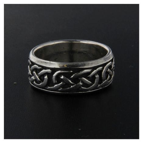 Pierścionek srebrny 13970