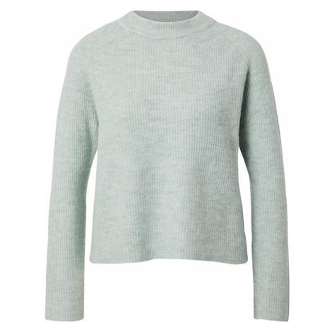 PIECES Sweter miętowy