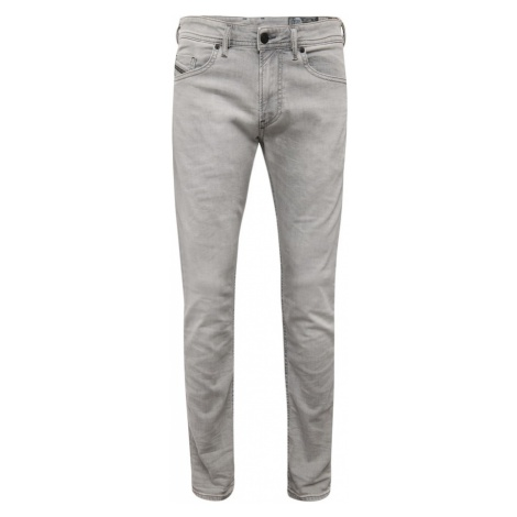 DIESEL Jeansy 'Thommer' szary denim