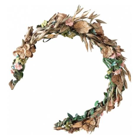 We Are Flowergirls Biżuteria do włosów 'Flowercrown Willow' mieszane kolory / różany