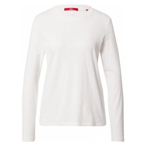 S.Oliver Koszulka biały