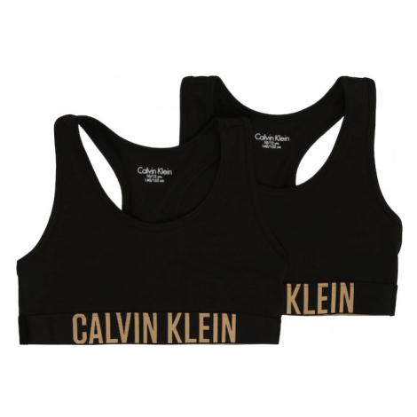 Calvin Klein Underwear Biustonosz '2PK BRALETTE' czarny