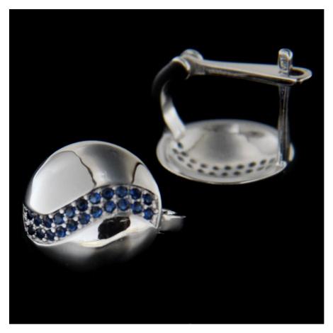 Kolczyki srebrne 59461