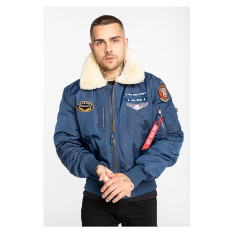 Kurtka Alpha Industries Injector Iii Air Force 435 New Navy