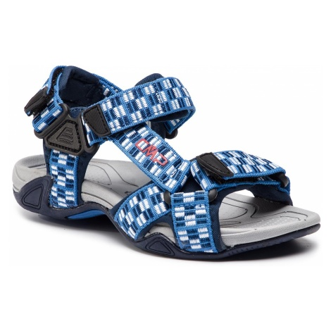 Sandały CMP - Kids Hamal 38Q9954 B.Blue/Royal 03NC