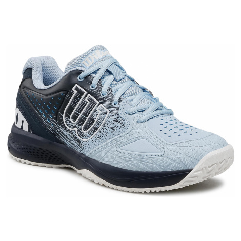 Buty WILSON - Kaos Comp 2.0 W WRS328110 Chambray Blue/Outer Space/White