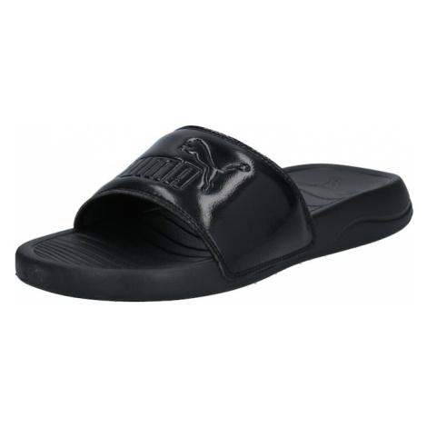 PUMA Buty na plażę/do kąpieli 'Popcat' czarny