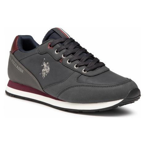Sneakersy U.S. POLO ASSN. - Bryson WILYS4123S0/YN1 Dkbl/Dkre