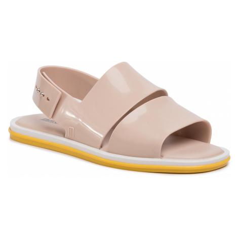Sandały MELISSA - Carbon Ad 32688 Beige/Yellow/White 53612