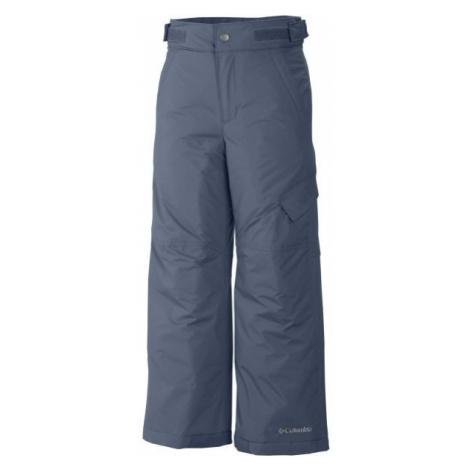 Columbia ICE SLOPE II PANT ciemnoniebieski XL - Spodnie narciarskie chłopięce