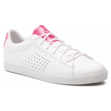 Sneakersy LE COQ SPORTIF - Agate Sport 1910070 Optical White/Pink Carnation