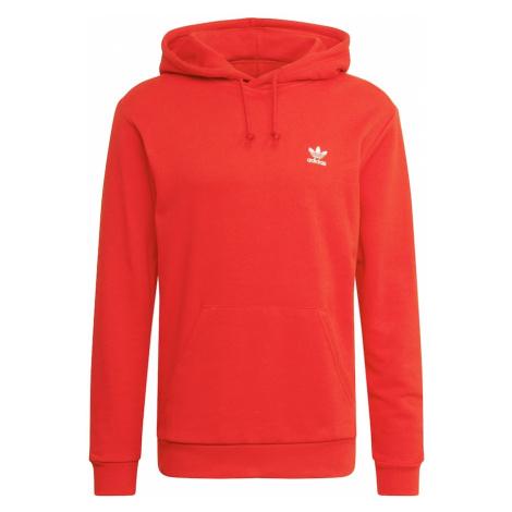 ADIDAS ORIGINALS Bluzka sportowa 'Essential' ognisto-czerwony / biały