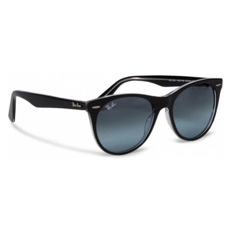 Ray-Ban Okulary przeciwsłoneczne Wayfarer II 0RB2185 12943M Czarny