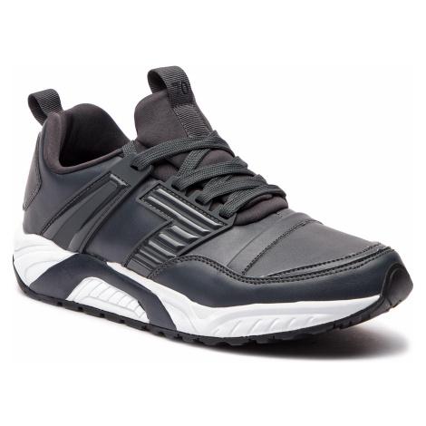 Sneakersy EA7 EMPORIO ARMANI - X8X021 XK028 F0008 Antracite