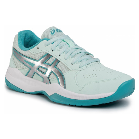 Buty ASICS - Gel-Game 7 Gs 1044A008 Bio Mint/Pure Silver 301