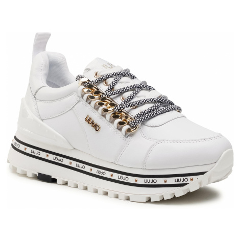 Sneakersy LIU JO - Maxi Wonder 22 BA1065 P0102 White 01111