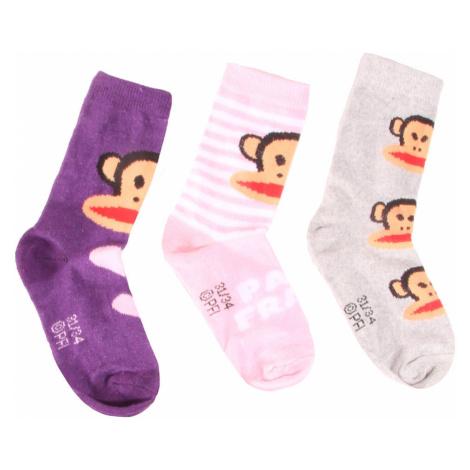 Children's socks Paul Frank 3P Character
