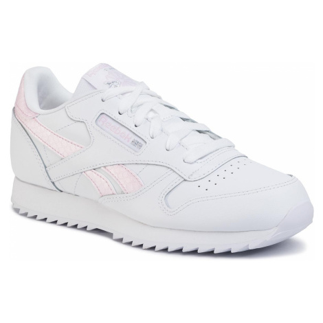 Buty Reebok - Classic Leather EG6001 White/Pixpnk/None