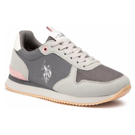 Sneakersy U.S. POLO ASSN. - Taila NOBIW4093W0/NS1 Grey