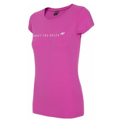 Women's t-shirt 4F TSD010