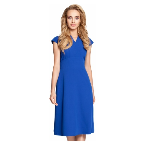 Made Of Emotion Woman's Dress M312 Royal