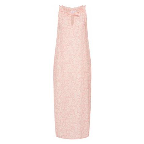GAP Letnia sukienka różowy / biały