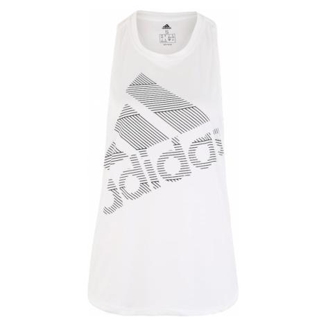 ADIDAS PERFORMANCE Koszulka funkcyjna biały