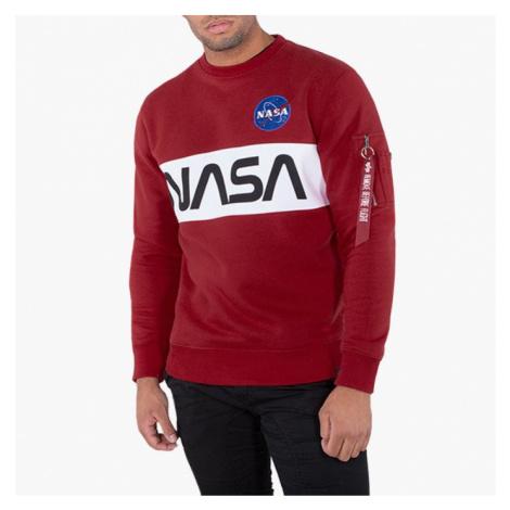 Bluza męska Alpha Industries NASA Space Shuttle Sweater 178308 328