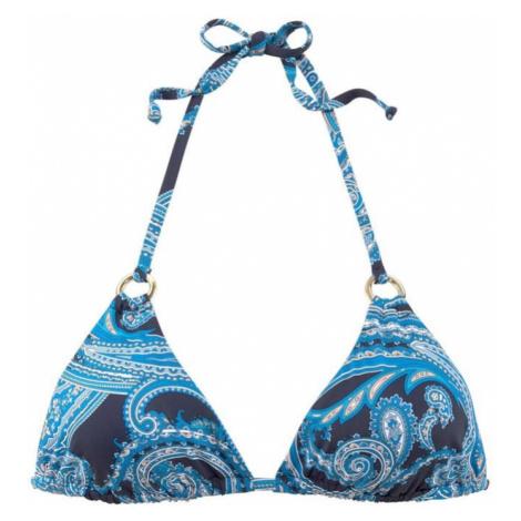 LASCANA Góra bikini granatowy / niebieski / jasnoniebieski